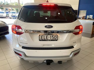 2020 Ford Everest UA II 2020.75MY Trend Cool White 6 Speed Sports Automatic SUV