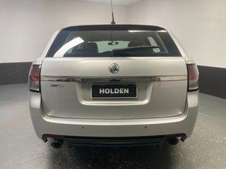 2015 Holden Commodore VF MY15 SV6 Sportwagon Storm Silver 6 Speed Sports Automatic Wagon