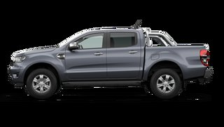 2021 Ford Ranger PX MkIII 2021.25MY XLT Meteor Grey 10 Speed Sports Automatic Double Cab Pick Up