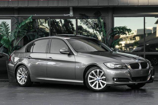 Used BMW 3 Series E90 MY09 320i Steptronic Executive Bowen Hills, 2009 BMW 3 Series E90 MY09 320i Steptronic Executive Grey 6 Speed Sports Automatic Sedan