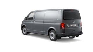 2020 Volkswagen Transporter T6.1 LWB Van Indium Grey 7 Speed Semi Auto Van.
