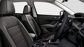 2021 Volkswagen T-Cross C1 85TSI Style Deep Black Pearl Effect 7 Speed Semi Auto SUV