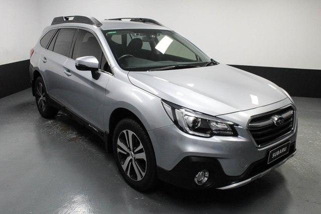 Used Subaru Outback B6A MY17 2.5i CVT AWD Hamilton, 2017 Subaru Outback B6A MY17 2.5i CVT AWD Silver 6 Speed Constant Variable Wagon