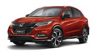 2020 Honda HR-V MY21 RS Passion Red Automatic