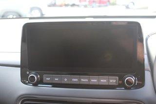 2021 Hyundai Kona Os.v4 MY21 Highlander 2WD Pulse Red 8 Speed Constant Variable Wagon