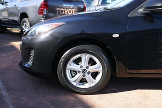 2013 Mazda 3 BL Series 2 MY13 Neo Black 6 Speed Manual Hatchback.