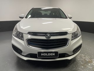 2015 Holden Cruze JH Series II MY16 Equipe White 6 Speed Sports Automatic Sedan.