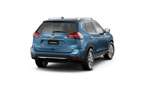 2021 Nissan X-Trail T32 MY21 ST-L X-tronic 2WD Marine Blue 7 Speed Constant Variable Wagon