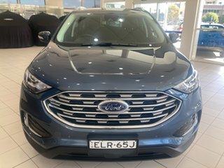 2019 Ford Endura CA 2019MY Trend Blue Metallic 8 Speed Sports Automatic Wagon.