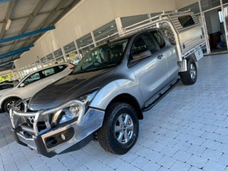 2015 Mazda BT-50 XT Aluminium Sports Automatic Cab Chassis - Extended Cab.