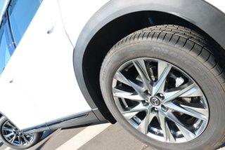 2020 Mazda CX-8 KG4W2A Asaki SKYACTIV-Drive i-ACTIV AWD Snowflake White Pearl 6 Speed