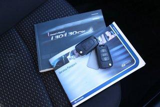 2009 Hyundai i30 FD MY09 SLX Silver 4 Speed Automatic Hatchback