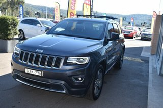 2014 Jeep Grand Cherokee WK MY2014 Limited Granite Crystal 8 Speed Sports Automatic Wagon