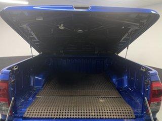 2017 Toyota Hilux GUN126R SR Double Cab Blue 6 Speed Sports Automatic Utility