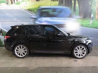 2015 Land Rover Range Rover LW MY16 Sport 3.0 TDV6 SE 8 Speed Automatic Wagon.