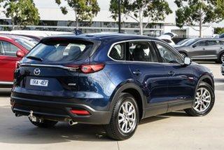 2017 Mazda CX-9 TC Touring SKYACTIV-Drive i-ACTIV AWD Blue 6 Speed Sports Automatic Wagon.