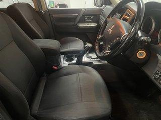 2016 Mitsubishi Pajero NX GLX Graphite 5 Speed Automatic