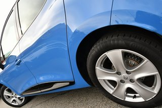 2016 Renault Clio IV B98 Expression EDC Blue 6 Speed Sports Automatic Dual Clutch Hatchback