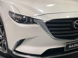 2016 Mazda CX-9 TC GT SKYACTIV-Drive White Pearl 6 Speed Sports Automatic Wagon.