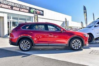 2018 Mazda CX-9 TC Azami SKYACTIV-Drive i-ACTIV AWD Soul Red 6 Speed Sports Automatic Wagon.