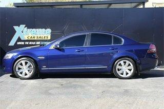 2007 Holden Calais VE V Blue 6 Speed Sports Automatic Sedan