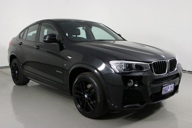 Used BMW X4 F26 MY16 xDrive 20I Bentley, 2016 BMW X4 F26 MY16 xDrive 20I Black 8 Speed Automatic Coupe