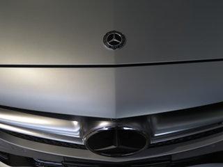 2018 Mercedes-AMG C63 S 205 MY18 Designo Iridium Silver 7 Speed Automatic Sedan