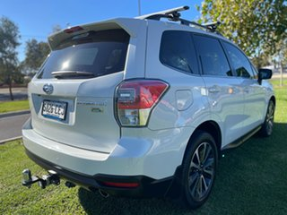 2016 Subaru Forester S4 MY16 2.0D-S CVT AWD White 7 Speed Constant Variable Wagon
