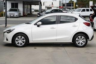 2018 Mazda 2 DJ2HAA Neo SKYACTIV-Drive White 6 Speed Sports Automatic Hatchback