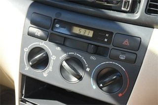 2002 Toyota Corolla ZZE122R Ascent Silver 4 Speed Automatic Sedan
