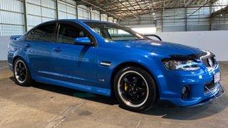 2011 Holden Commodore VE II SV6 Blue 6 Speed Sports Automatic Sedan.