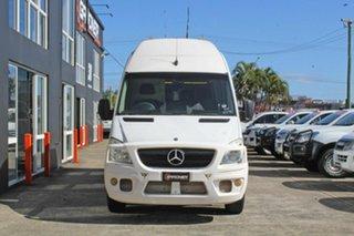 2010 Mercedes-Benz Sprinter 906 MY10 316CDI EXL White 5 Speed Automatic Van.