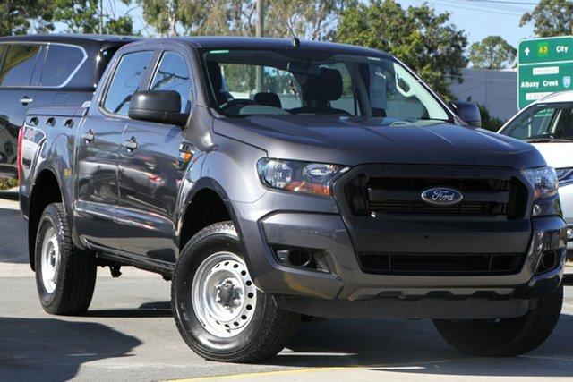 Used Ford Ranger PX MkII XL Aspley, 2017 Ford Ranger PX MkII XL Grey 6 Speed Manual Utility