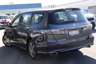 2012 Honda Odyssey 4th Gen MY12 Luxury Aurora Rosewood/black 5 Speed Sports Automatic Wagon.