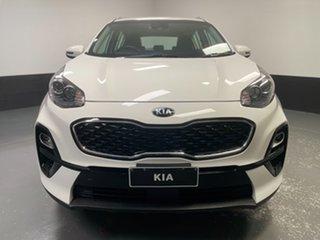 2020 Kia Sportage QL MY20 S 2WD White 6 Speed Sports Automatic Wagon.