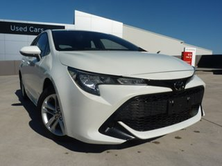 2019 Toyota Corolla Mzea12R Ascent Sport Crystal Pearl 10 Speed Constant Variable Hatchback.