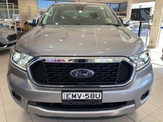 2021 Ford Ranger PX MkIII XLT Double Cab Aluminium 6 Speed Manual Utility.