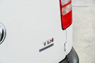 2014 Volkswagen Caddy 2KN MY15 TDI250 BlueMOTION Maxi White 5 Speed Manual Van