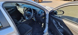 2018 Hyundai i30 PD MY18 Active Silver 6 Speed Sports Automatic Hatchback