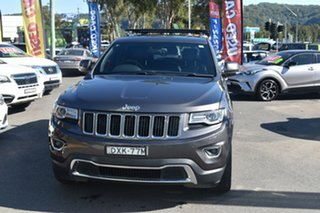 2014 Jeep Grand Cherokee WK MY2014 Limited Granite Crystal 8 Speed Sports Automatic Wagon.