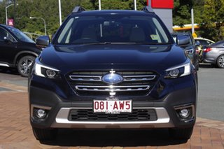 2020 Subaru Outback B7A MY21 AWD Touring CVT Dark Blue 8 Speed Constant Variable Wagon