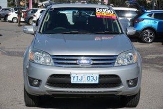 2008 Ford Escape ZD Silver 4 Speed Automatic SUV.