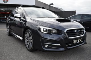 2018 Subaru Levorg V1 MY18 1.6 GT CVT AWD Premium Grey 6 Speed Constant Variable Wagon.