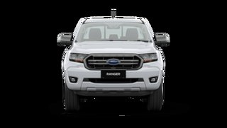 2021 Ford Ranger PX MkIII XLS Arctic White 6 Speed Automatic Pick Up