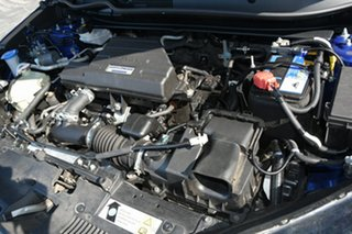 2017 Honda CR-V RW MY18 VTi-LX 4WD Blue 1 Speed Constant Variable Wagon