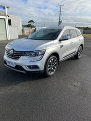 2018 Renault Koleos HZG Initiale X-tronic Silver 1 Speed Constant Variable Wagon.