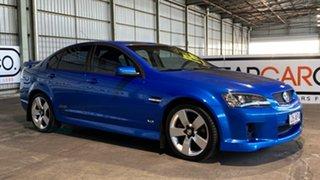 2009 Holden Commodore VE MY09.5 SV6 Blue 5 Speed Sports Automatic Sedan.