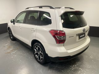 2015 Subaru Forester S4 MY15 2.0D-S CVT AWD White 7 Speed Constant Variable Wagon