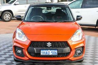 2019 Suzuki Swift AZ Sport Orange 6 Speed Manual Hatchback.
