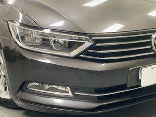 2018 Volkswagen Passat 3C (B8) MY18 132TSI DSG Comfortline Grey 7 Speed Sports Automatic Dual Clutch.